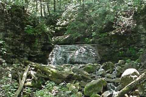 Oxbow Falls County Park
