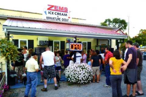 Zems Ice Cream
