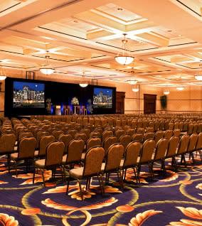 Hotel Roanoke Ballroom