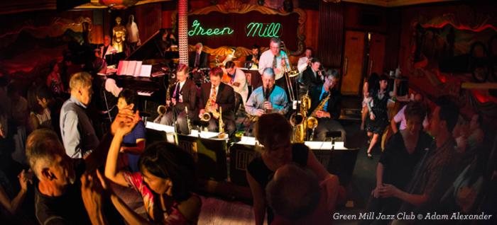 Green Mill Jazz Club Chicago
