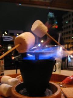 Halycon S'mores for two, courtesy of Yelp.com