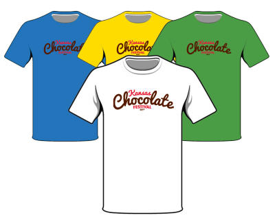 2017 Chocolate Festival T-shirt