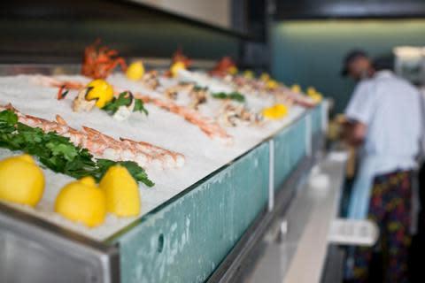 Waters – Bonnell's Coastal Cuisine