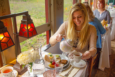 Mother's Day on the Colebrookdale Railroad