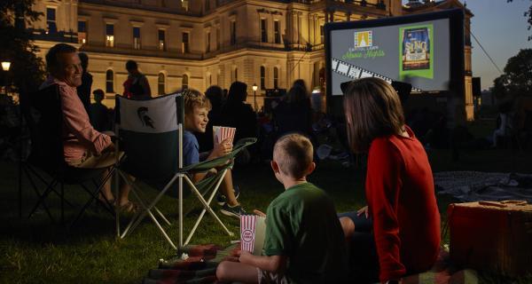 Capitol Movie Night