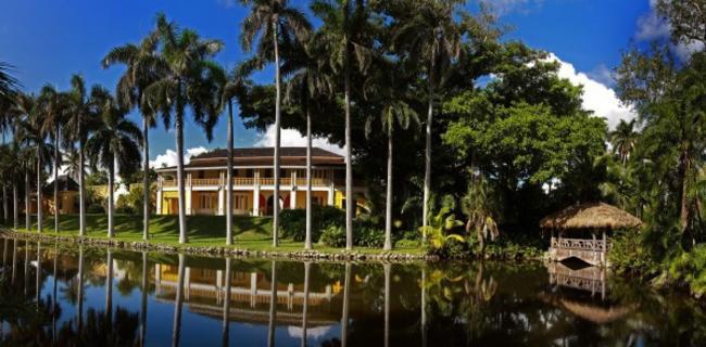 bonnet house museum gardens