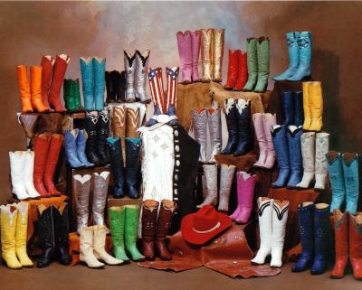 Cowgirl Hall of Fame Collection