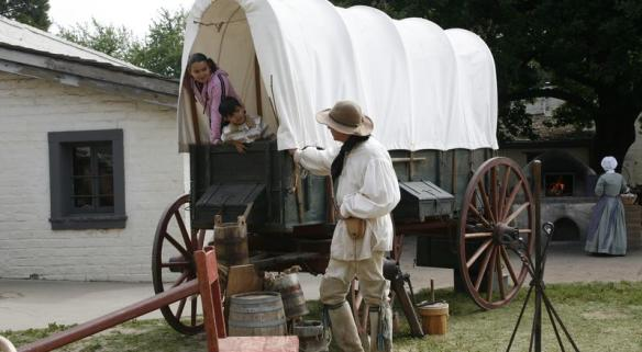 Sutter's Fort Cannon