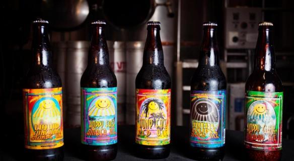 Hoppy Bottles