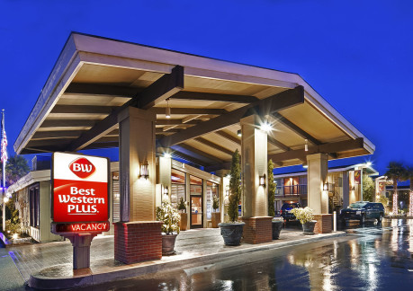 Best Western Humboldt Bay Inn Exterior