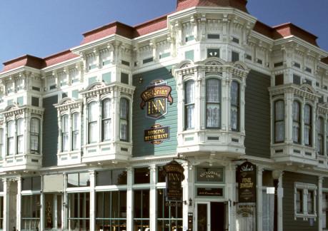 Victorian Inn Morning