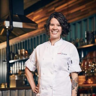 Top Chef contestant Carrie Baird – Bar Dough