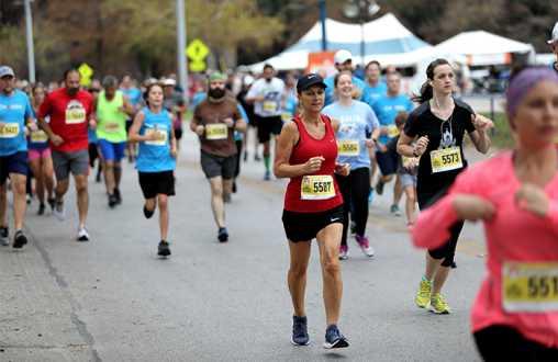 Chosen Half Marathon & 5K