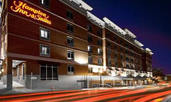 Hampton Inn & Suites Raleigh Downtown/Glenwood South