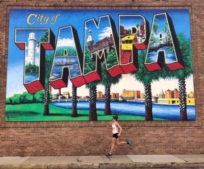 Running Tampa Bay