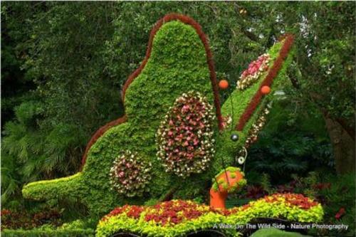 BGButterfly Topiary