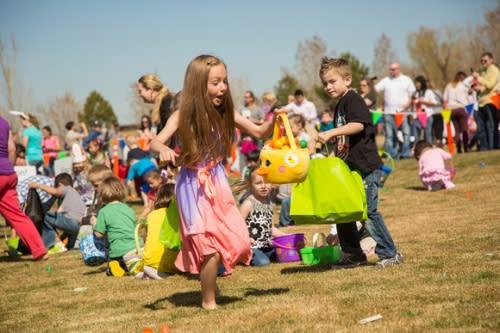 Easter Egg Hunt TP