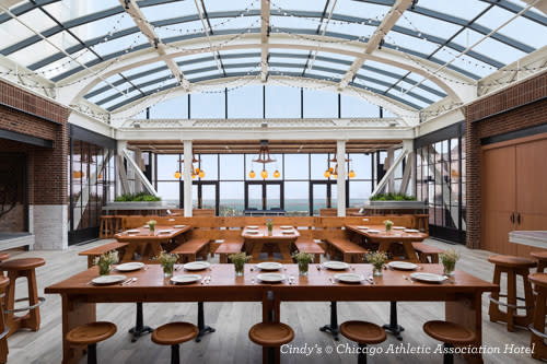 Cindy's at Chicago Athletic Association Hotel