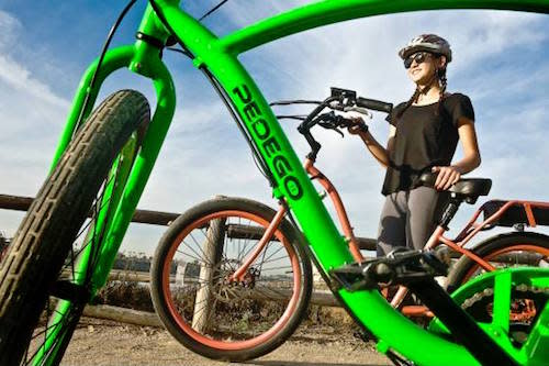 Pedego HB All Day Electric Bike Rental for 2 ($100 value)
