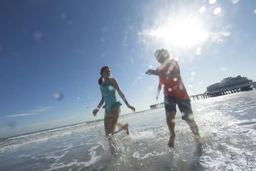 First Day of Summer Beach Blog