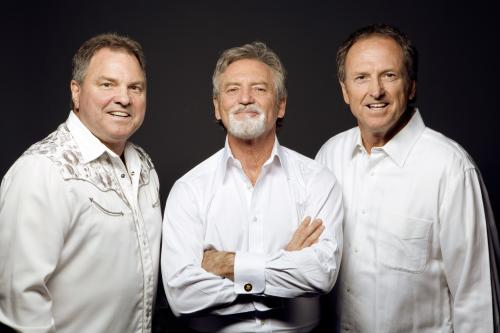 Country Music Legends Larry Gatlin and the Gatlin Brothers Aug. 27 at SCERA Shell Outdoor Theatre