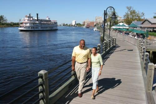 Downtown Riverwalk