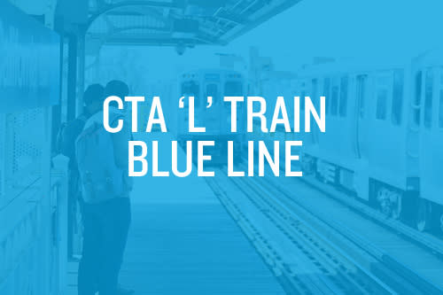 Sightseeing by L Train: Chicago Blue Line