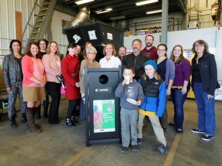 Recycling Project - Legacy - Fairbanks Alaska