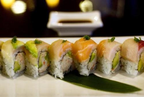 Tepanyaki Sushi