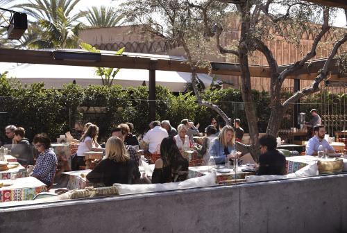Cucina Enoteca patio blog post