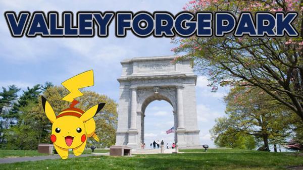 Pokemon - Valley Forge Park