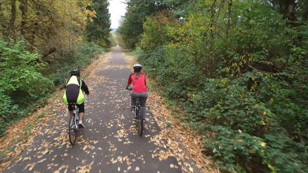 Cycling Cottage Grove