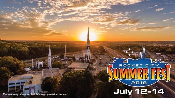 Rocket City Summer Fest 2018