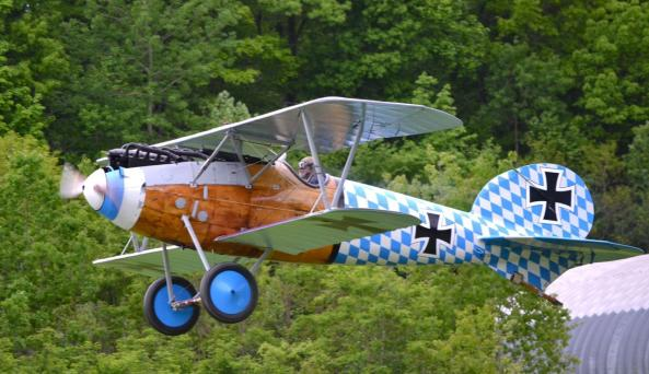 Aerodrome - Albatros