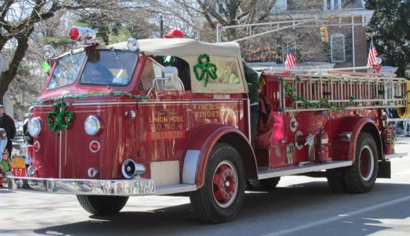 Volunteer Firemen's Hall and Museum 7.