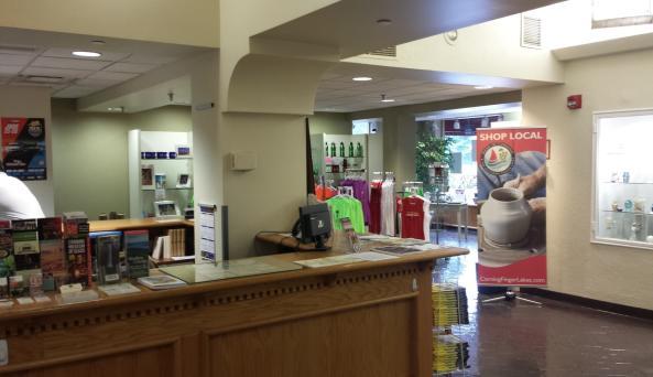 Information Center of Corning