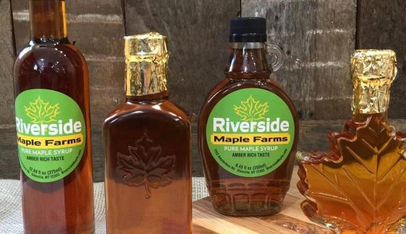 Riverside Maple Syrup