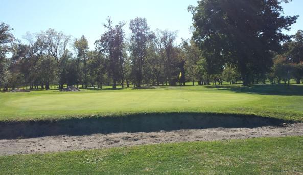 South Park Golf Course
