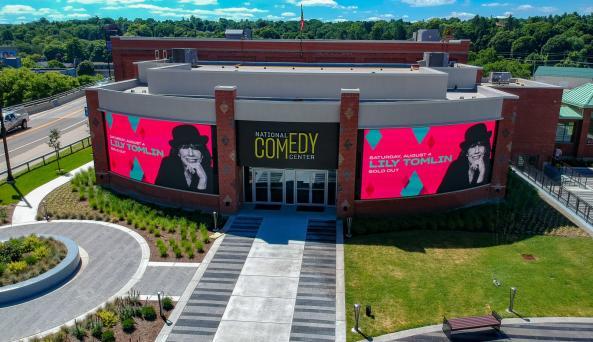National Comedy Center, Photo credit Dan Swack