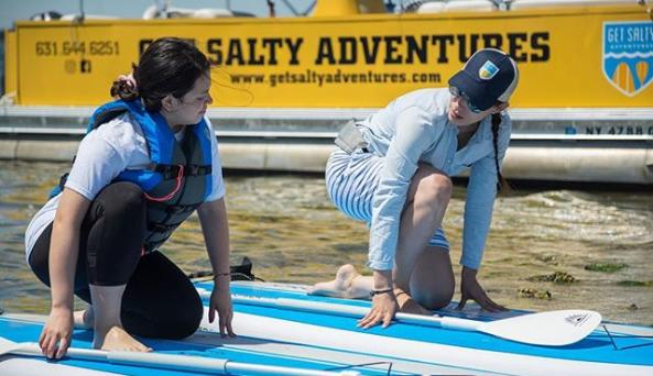 Paddle Board Lessons!