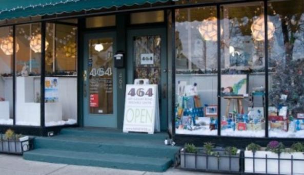 464 Gallery and Retail Shop