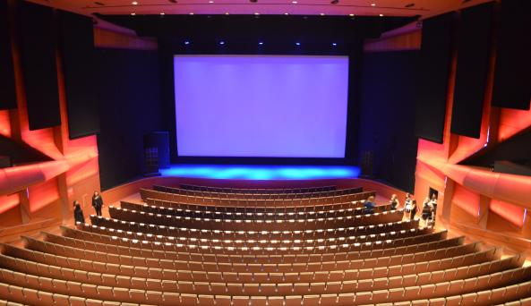 Starr Theater in Alice Tully Hall