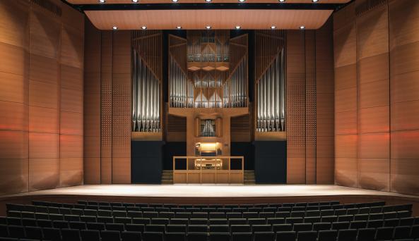 4,192-pipe Swiss organ