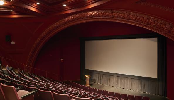 BAM Rose Cinema 3, Zach Hyman