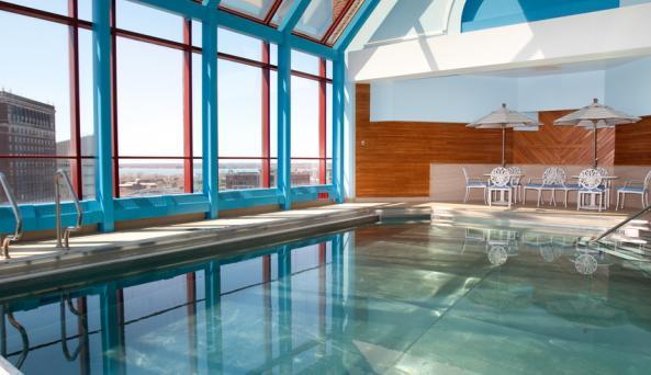 11th Floor Indoor Pool