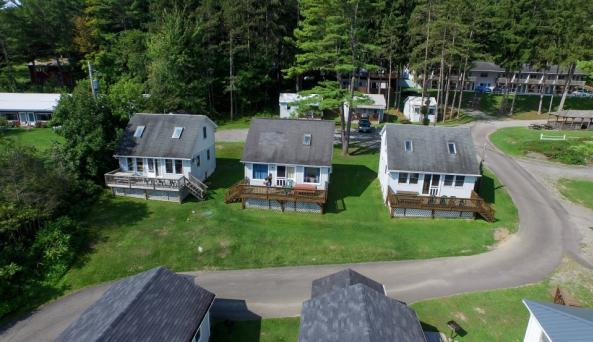 Bayside Inn & Marina - Cottages