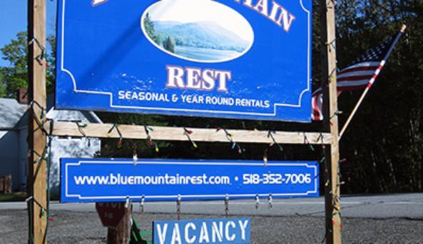 Blue Mountain Rest in Blue Mountain Lake