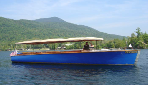 BLue Mountain Boat Livery