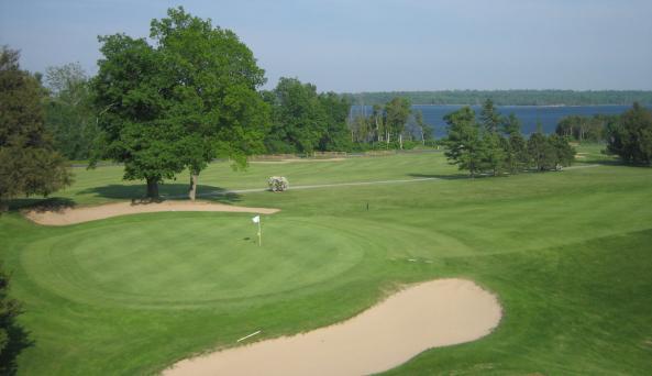 Bluff Point Golf Resort