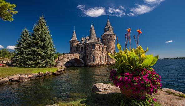 Boldt Castle, Thousand Islands